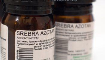Ponadto azotan srebra jest szczególnie skuteczny w kauteryzacji ziarniniaków ropnych ręki oraz powszechnie wykorzystywany w leczeniu niewielkich ran (fot. receptura.pl).