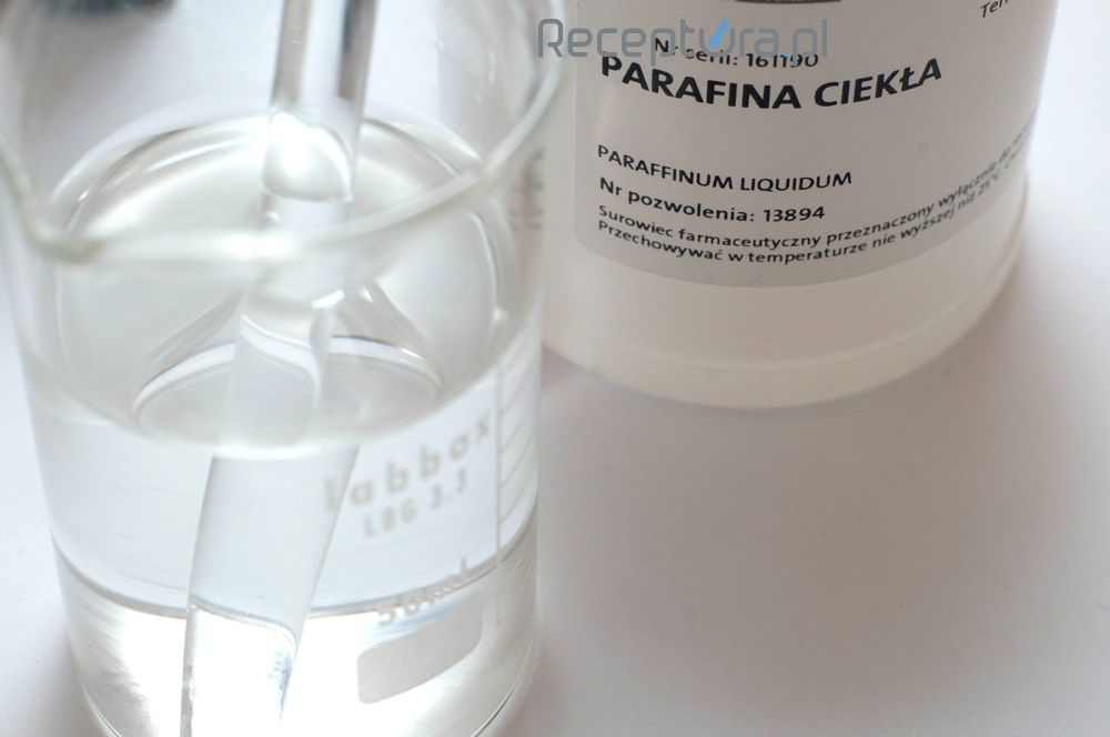 Parafina ciekła, parafina płynna