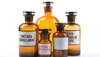 Mixtura Nervina jest mieszaniną bromków, które mają działanie uspokajające (fot. Shutterstock).