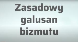 Galusan bizmutu stosowany jest zewnętrznie w postaci zasypek (fot. receptura.pl).