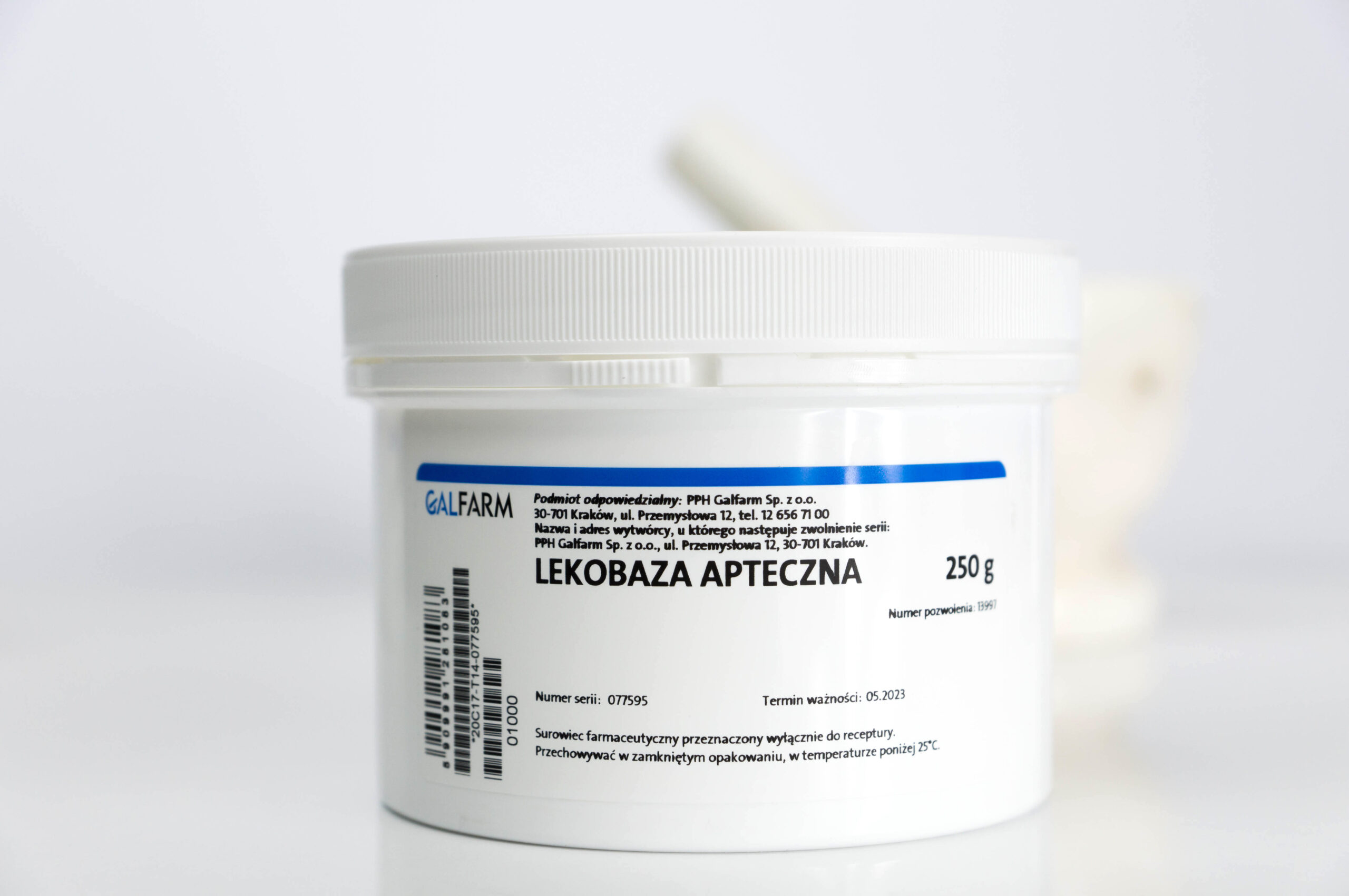 Lekobaza apteczna