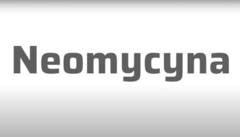 Neomycyna stosowana jest doustnie w encefalopatii wątrobowej (fot. receptura.pl).